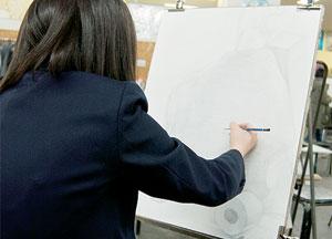 首都大学東京インダストリアルアートの技能試験で …
