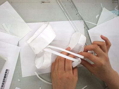 5维折纸|立体构成多切多