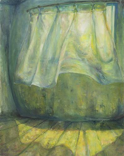 多摩美術大学油画専攻合格者作品油彩